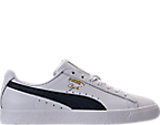 Men's Puma Clyde Core L Foil Casual Shoes