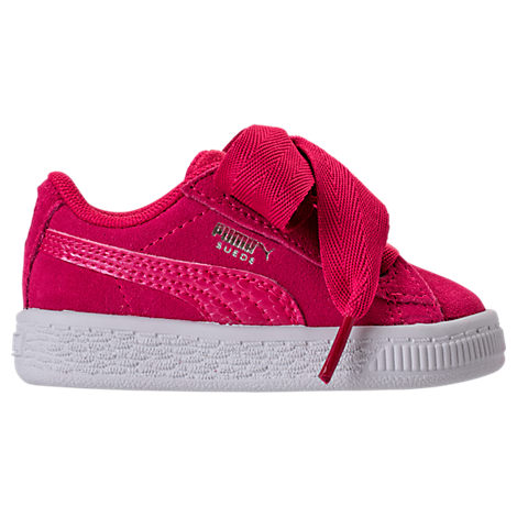 Girls' Toddler Puma Suede SNK Casual Shoes