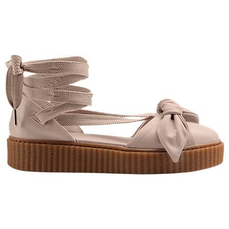 Women's Fenty X Puma Bow Creeper Sandals