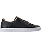 Women's Puma Clyde Core Leather Casual Shoes