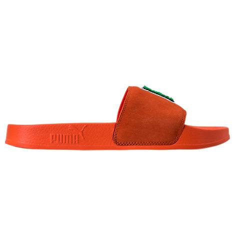 Women's Puma x Rihanna Fenty University Slide Sandals