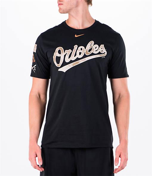 Men's Nike Baltimore Orioles MLB 2017 Memorial Day T-Shirt