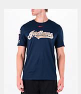Men's Nike Cleveland Indians MLB 2017 Memorial Day T-Shirt