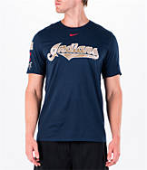 Men's Nike Cleveland Indians MLB 2017 Memorial Day T-Shirt