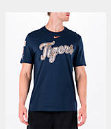 Men's Nike Detroit Tigers MLB 2017 Memorial Day T-Shirt