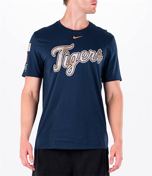 Men's Nike Detroit Tigers MLB 2017 Memorial Day T-Shirt