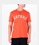 Men's Nike Houston Astros MLB 2017 Memorial Day T-Shirt