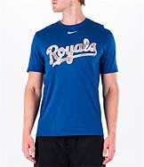 Men's Nike Kansas City Royals MLB 2017 Memorial Day T-Shirt