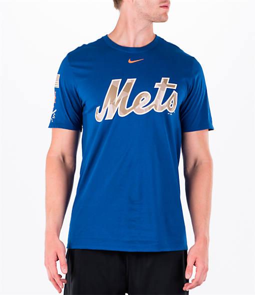 Men's Nike New York Mets MLB 2017 Memorial Day T-Shirt