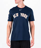 Men's Nike New York Yankees MLB 2017 Memorial Day T-Shirt