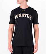 Men's Nike Pittsburgh Pirates MLB 2017 Memorial Day T-Shirt