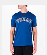 Men's Nike Texas Rangers MLB 2017 Memorial Day T-Shirt