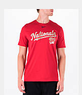 Men's Nike Washington Nationals MLB 2017 Memorial Day T-Shirt