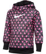 Girls' Nike KO 3.0 Allover Print Hoodie