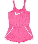 Girls' Preschool Nike Dri-FIT Sport Essentials Heather Romper