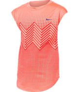 Girls' Jordan Air Zig Zag T-Shirt