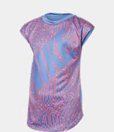 Girls' Nike Dri-FIT Allover Print T-Shirt