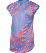 Girls' Nike Dri-FIT Allover Print T-Shirt