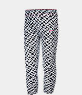 Girls' Nike Allover Print Club Leggings