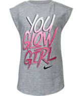 Girls' Preschool Nike You Glow Girl T-Shirt