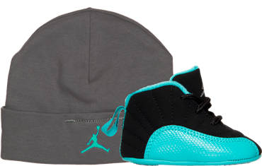 GIRLS' TODDLER JORDAN 12 RETRO GIFT PACK