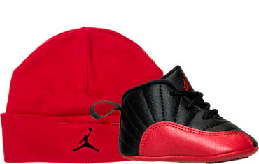 BOYS' TODDLER JORDAN 12 RETRO GIFT PACK