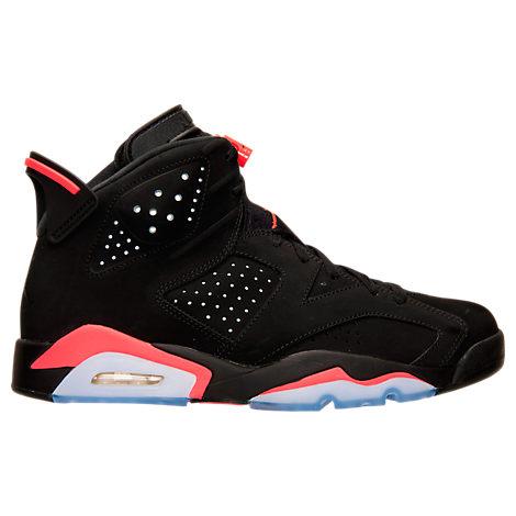 mens air jordan retro 6 basketball shoes