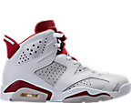 Men's Air Jordan Retro 6 Basketball Shoes