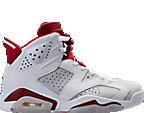 Men's Air Jordan Retro 6 Basketball Shoes