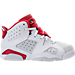 White/Gym Red/Pure Platinum