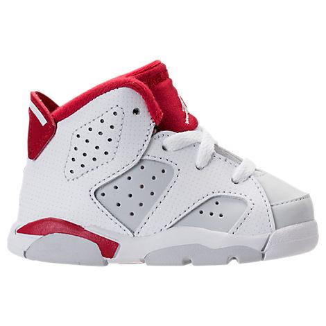 Boys' Toddler Jordan Retro 6 Basketball Shoes