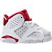 White/Gym Red/Pure Platinum