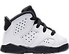 Boys' Toddler Jordan Retro 6 Basketball Shoes