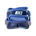 Back view of Boys' Toddler Nike Sunray Adjust 4 Sandals in Binary Blue/Still Blue/Comet Blue