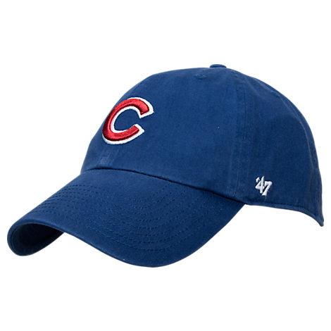'47 Chicago Cubs MLB Clean Up Adjustable Back Cap