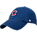 Front view of '47 Chicago Cubs MLB Clean Up Adjustable Back Cap in Team Colors