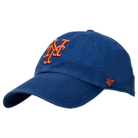'47 New York Mets MLB Clean Up Adjustable Back Cap