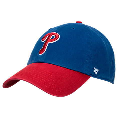 47 Brand Philadelphia Phillies MLB Clean Up Cap