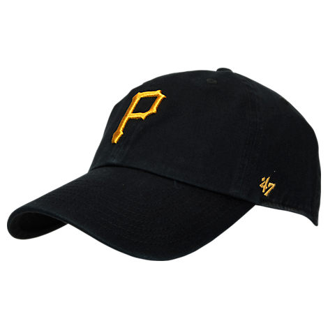 47 Brand Pittsburgh Pirates MLB Clean Up Adjustable Back Cap