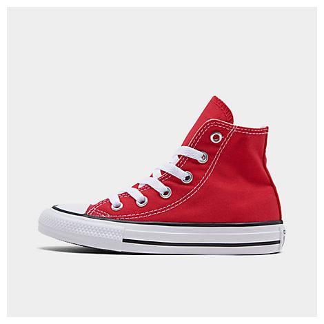 Boys' Preschool Converse Chuck Taylor Hi Casual Shoes
