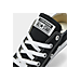 Front view of Boys' Preschool Converse Chuck Taylor Ox Casual Shoes in Black
