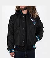 Men's JH Design Charlotte Hornets NBA Premium Jacket