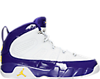 Boys' Preschool Jordan Retro 9 Basketball Shoes