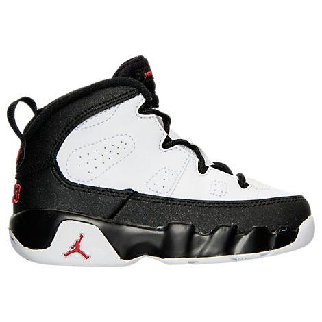 Boys' Toddler Jordan Retro 9 Basketball Shoes
