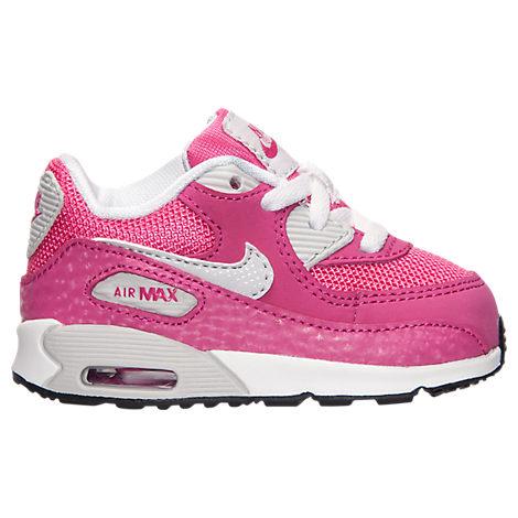 Nike Air Max 90 Toddler Girls' Shoe