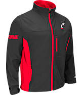Men's Stadium Cincinnati Bearcats College Yukon II Softshell Full-Zip Jacket