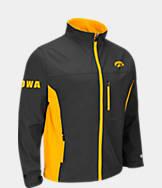 Men's Stadium Iowa Hawkeyes College Yukon II Softshell Full-Zip Jacket