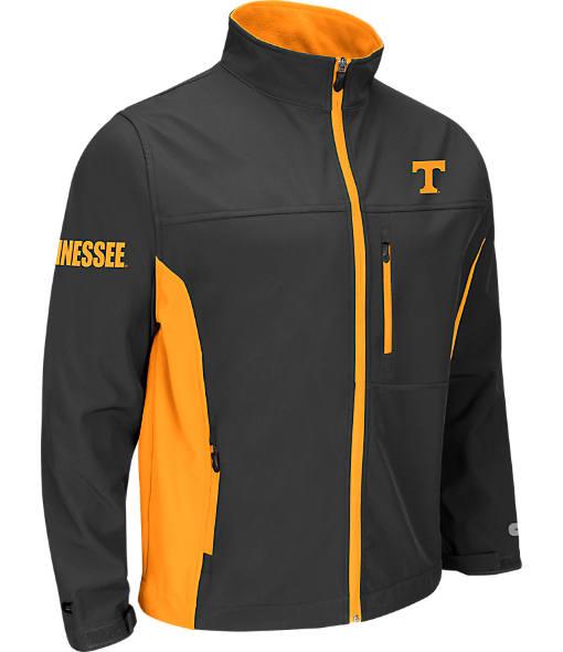 Men's Stadium Tennessee Volunteers College Yukon II Softshell Full-Zip Jacket