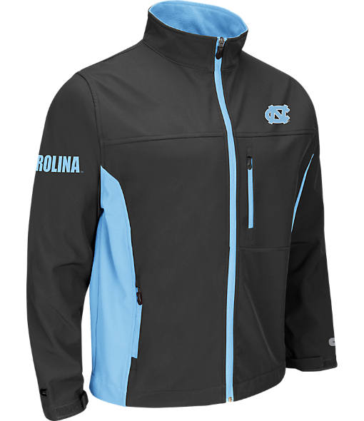 Men's Stadium UNC Tar Heels College Yukon II Softshell Full-Zip Jacket