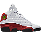 Boys' Grade School Air Jordan Retro 13 Basketball Shoes